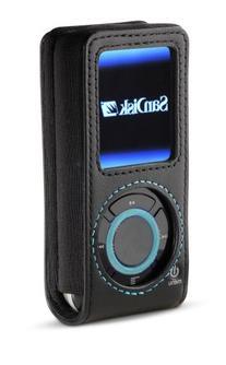 Belkin F8M048-BLK Holster Case For Sansa e200 Series MP3