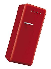 Smeg FAB28URDR1 50's Retro Style Aesthetic Refrigerator with