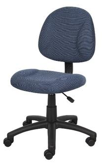 Boss Office Products B315-BE Perfect Posture Delux Fabric