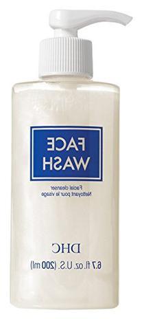 DHC Face Wash 6.7fl.oz./200ml