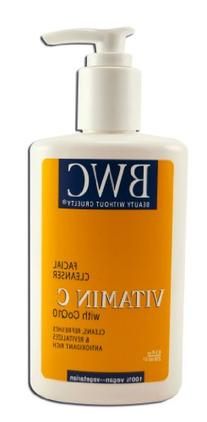 Beauty Without Cruelty Organic Vitamin C With CoQ10 Facial