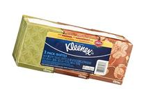 Kleenex Facial Tissue Upright 3 pack, 240 ea