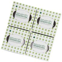 Seventh Generation Facial Tissues Cube, 2 ply - 85 ct - 4 pk