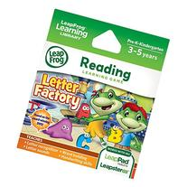 LeapFrog Letter Factory Learning Game