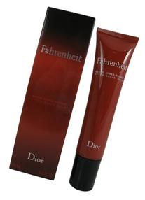 Fahrenheit By Christian Dior For Men. Aftershave Balm 2.3 Oz