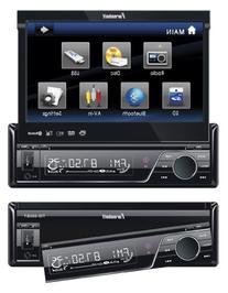 Fahrenheit TID-893B In Dash Source Unit DVD Player Single