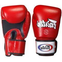 Fairtex Breathable Bag Glove, Red, 16-Ounce