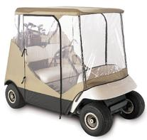 Classic Accessories 72052 Fairway Travel 4-Sided 2-Person Golf Cart Enclosure