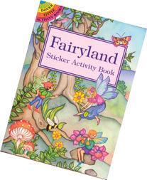 Fairyland Sticker Activity Book