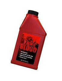 Fake Blood - Huge 16oz Pint Bottle Of Stage Blood - Matches