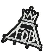 Fall Out Boy Crown Patch
