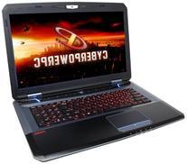CyberpowerPC FANGBOOK EVO HFX7-700 17.3-Inch Laptop