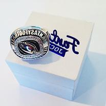 Fantasy Football Championship Ring Trophy - Size 10