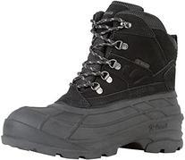 Kamik Men's Fargo Snow Boot,Black,12 M US
