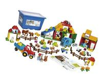 Large Farm Set for Role Playing and Categorizing by LEGO