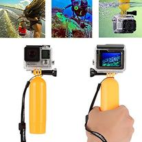 Luxebell Waterproof Camera Float Floating Handle Grip for