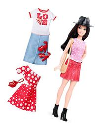Barbie Fashionistas Doll & Fashions Pizza Pizzazz, Petite