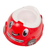 Safety 1st Fast & Finished Car Potty - Red