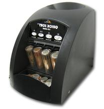Royal Sovereign Fast Sort Coin Sorter, Black