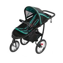 Graco FastAction Fold Click Connect Jogger Stroller -