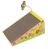 FATCAT Big Mama's Scratch 'n Play Ramp Reversible Cardboard