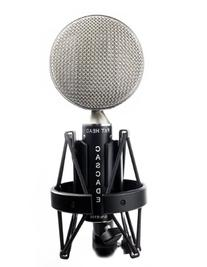 Cascade Microphones FAT HEAD  - Black/Silver
