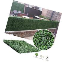 Synturfmats Faux Artificial Boxwood Hedge Panels Indoor/