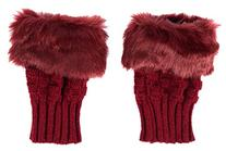 Eforstore New Fashion Women Ladies Girls Faux Fur Furry