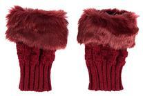 Eforstore New Fashion Women Ladies Girls Faux Fur Furry