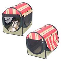 Favorite® Spring Break Soft Portable Dog Crate/Foldable Pet
