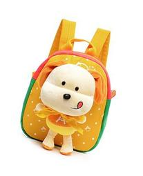 PW Surplus Child's Favorite Plush Mini Backpack With Puppy