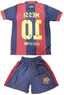 2014/2015 FC BARCELONA HOME LIONEL MESSI 10 FOOTBALL SOCCER