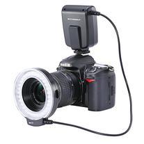 Meike FC100 LED Macro Ring Flash for Canon DSLR Cameras