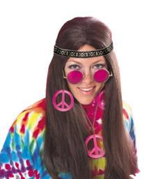 Rubie's Costume Feeling Groovy Female Hippy Accessory Kit,