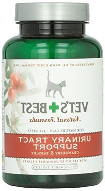 Vet's Best Feline Urinary Tract Support Cat Supplements, 60