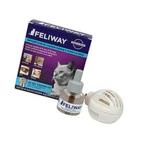 Feliway Starter Kit Difusor With 30 Day  Refill
