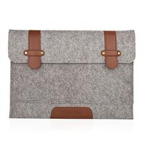 Mosiso Felt Laptop Sleeve Bag for 15-15.6 Inch MacBook Pro,