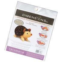 Dimensions Needlecrafts Needle Felted Character Kit,