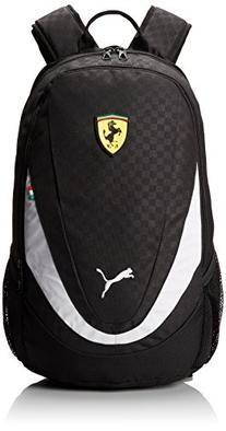 Puma Mens Ferrari Replica Backpack, Black, One Size
