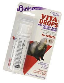 OASIS  #80059  Ferret Vita-Drop Vitamins, 2-Ounce