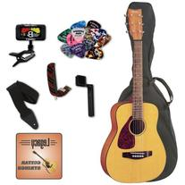 Yamaha JR1 3/4 Size Acoustic Guitar with Gig Bag and Legacy