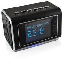 Foscam FHC52 Motion Detection Hidden Clock Radio Mini Camera