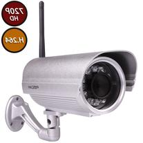 Foscam FI9804P 720P Outdoor HD Wireless IP Camera