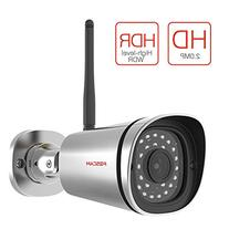 Foscam FI9900P Outdoor HD 1080P Wireless Plug and Play IP