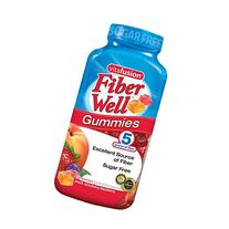 Vitafusion Fiber Well Gummies 5 Grams of Fiber Naturally