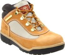 Timberland Leather and Fabric Field Boot ,Wheat,12 M US