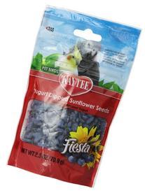 KT Fiesta Yogurt Dipped Sunflower Seeds Bird Treat - 2.5 oz
