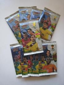 NEW Panini FIFA World Cup Brazil 2014 Adrenalyn Soccer Cards