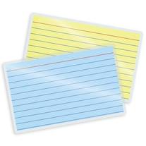 """5 Mil File/Index Card Laminating Pouches 3-1/2"""" x 5-1/2"""
