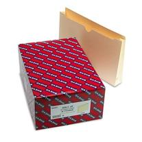 Smead File Jackets, 2 Ply Top, 2 Accordion Expansion, Legal